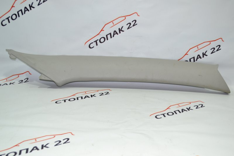 Накладка на стойку кузова Toyota Corolla NZE120 1NZ 2000 передняя правая верхняя (б/у)