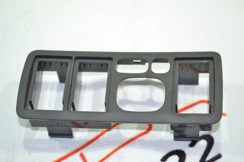 Консоль блока управления зеркалами Toyota Corolla NZE120 1NZ 2000 (б/у)