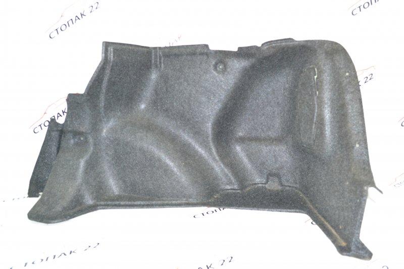 Обшивка багажника Toyota Corolla NZE120 1NZ 2000 правая (б/у)