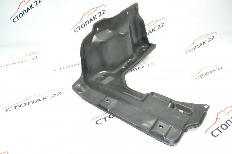 Защита двигателя Toyota Corolla NZE120 1NZ 2000 правая (б/у)