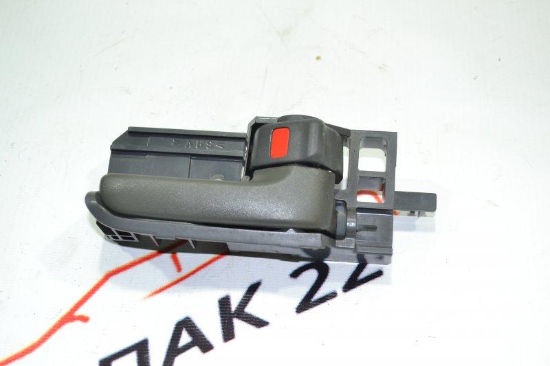 Ручка двери внутренняя Toyota Corolla NZE120 1NZ 2000 правая (б/у)