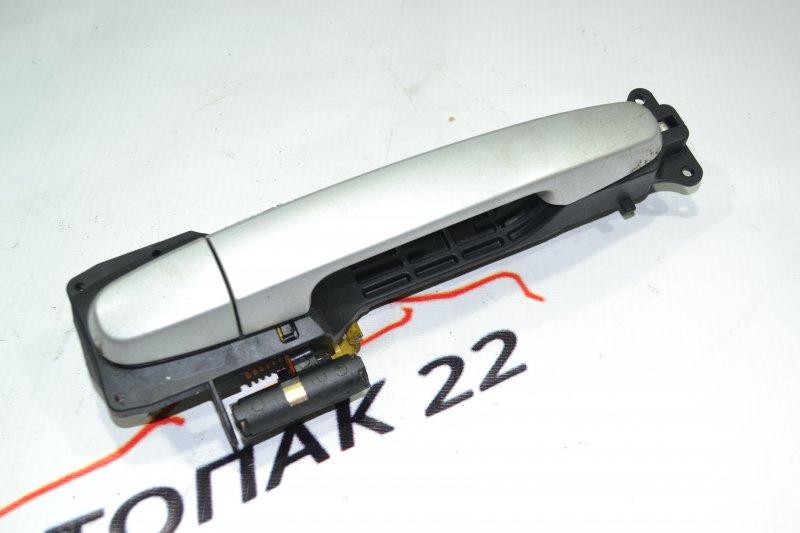 Ручка двери Toyota Corolla NZE120 1NZ 2000 передняя левая (б/у)