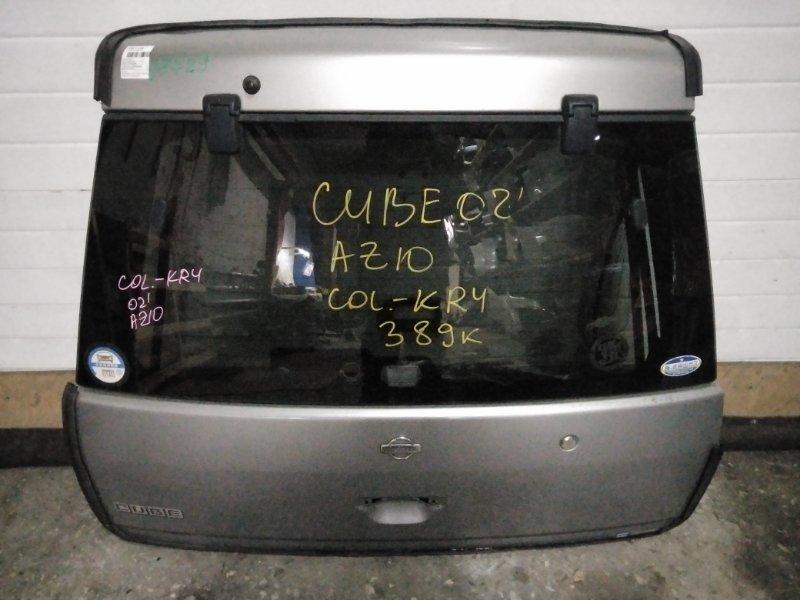 Дверь задняя Nissan Cube Z10 (б/у)