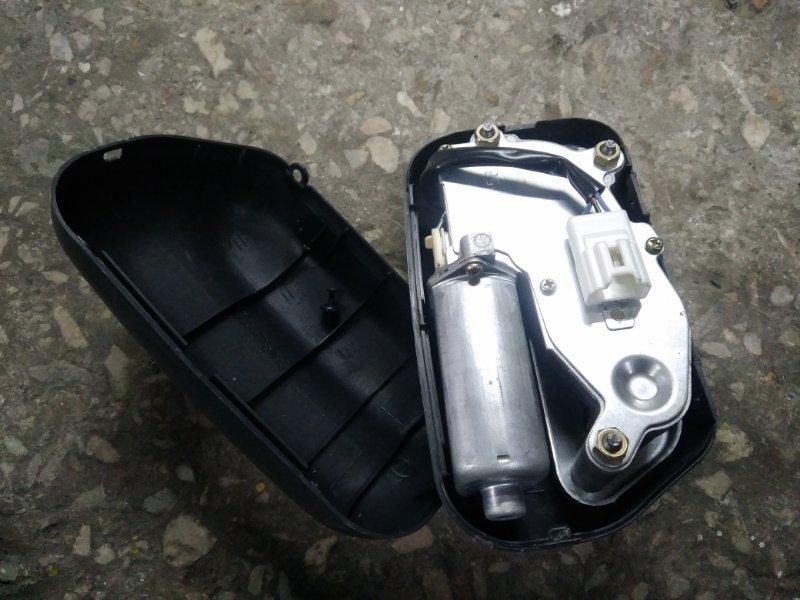 Моторчик заднего дворника Nissan Cube Z10 (б/у)