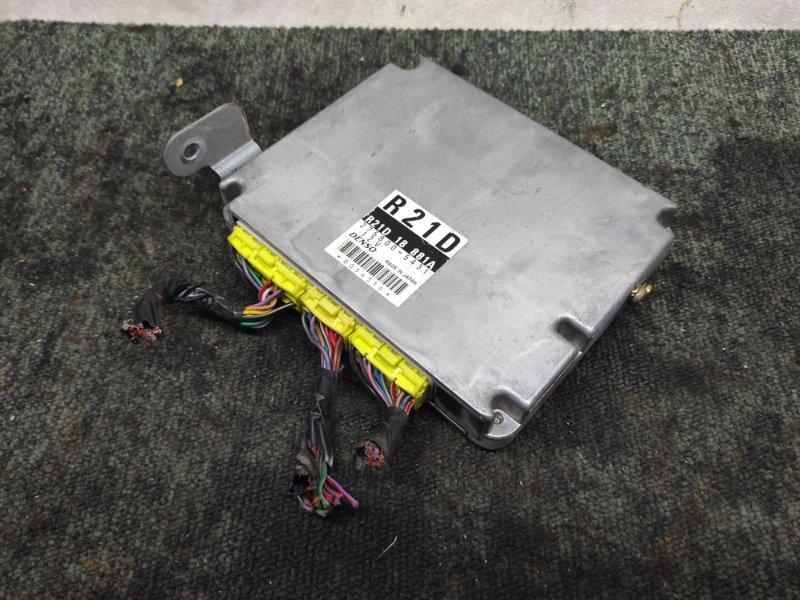 Блок управления двс Mazda Bongo SK22V R2 (б/у)