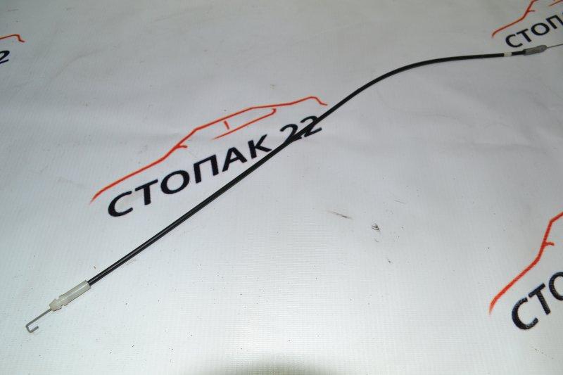 Тросик замка Toyota Corolla NZE121 1NZ 2001 передний (б/у)