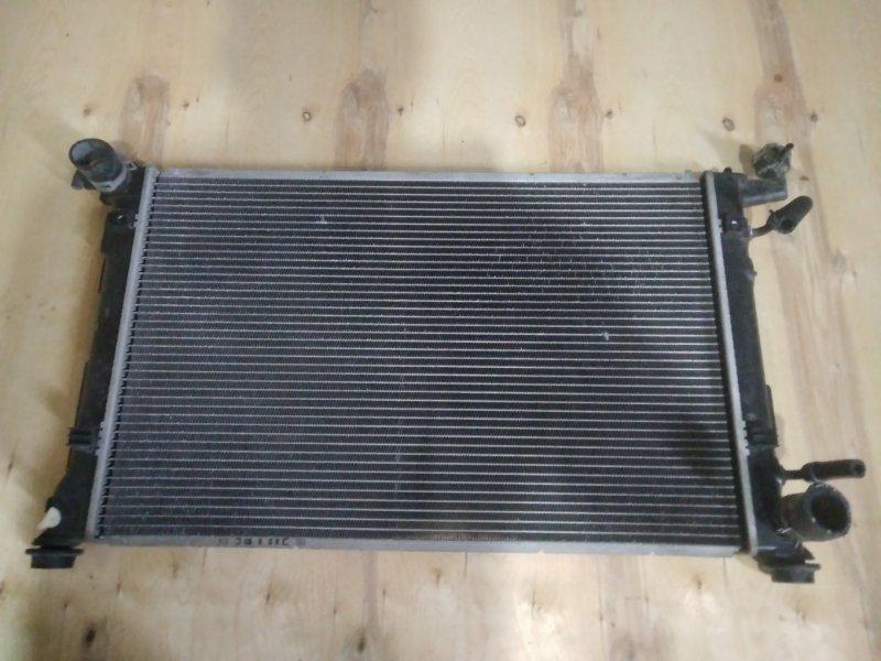 Радиатор двс Toyota Vista ZZV50 2000 (б/у)