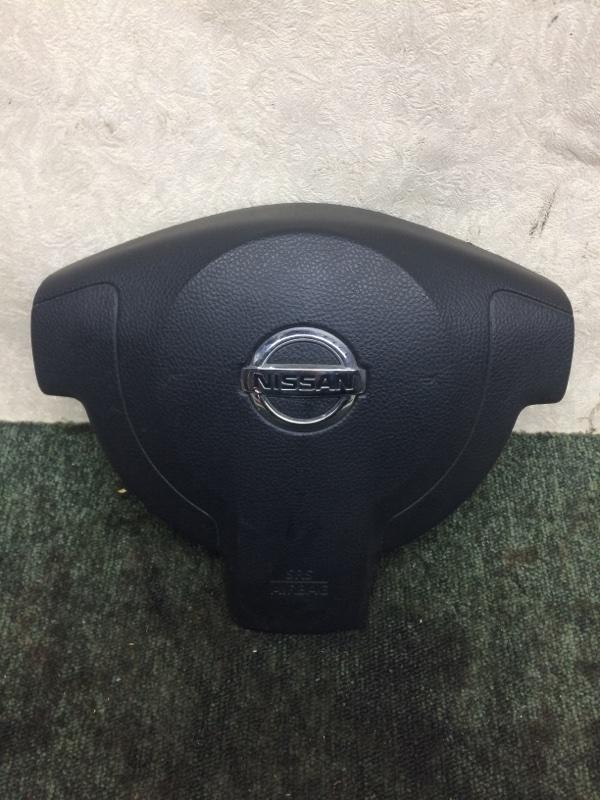 Airbag водительский Nissan Qashqai J10 (б/у)