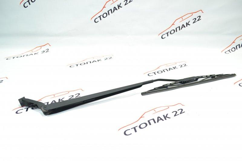 Дворники Toyota Corolla NZE120 1NZ 2000 левые (б/у)