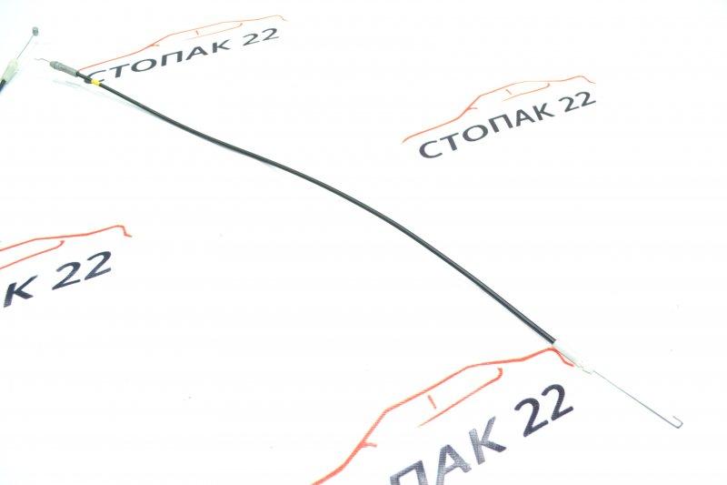 Тросик замка двери Toyota Corolla NZE120 1NZ 2000 задний (б/у)