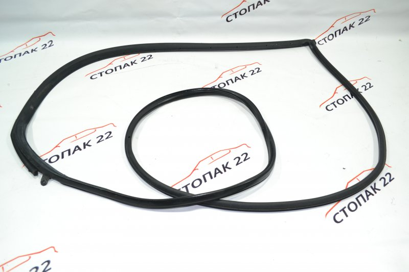 Уплотнительная резинка дверей Toyota Corolla NZE120 1NZ 2000 передняя правая (б/у)