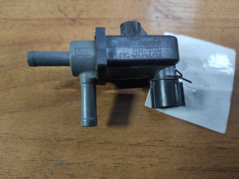 Клапан пневмоэлектричский Toyota Vitz SCP90 2SZFE (б/у)