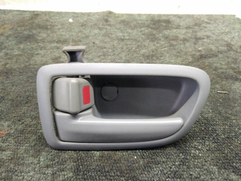 Ручка двери внутренняя Mazda Axela BK5P задняя левая (б/у)