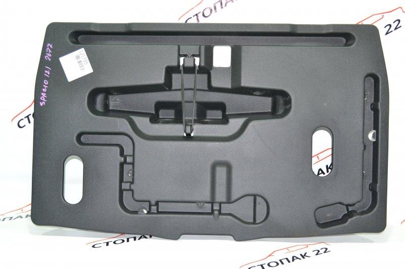 Ящик в багажник Toyota Spacio NZE121 1NZ (б/у)