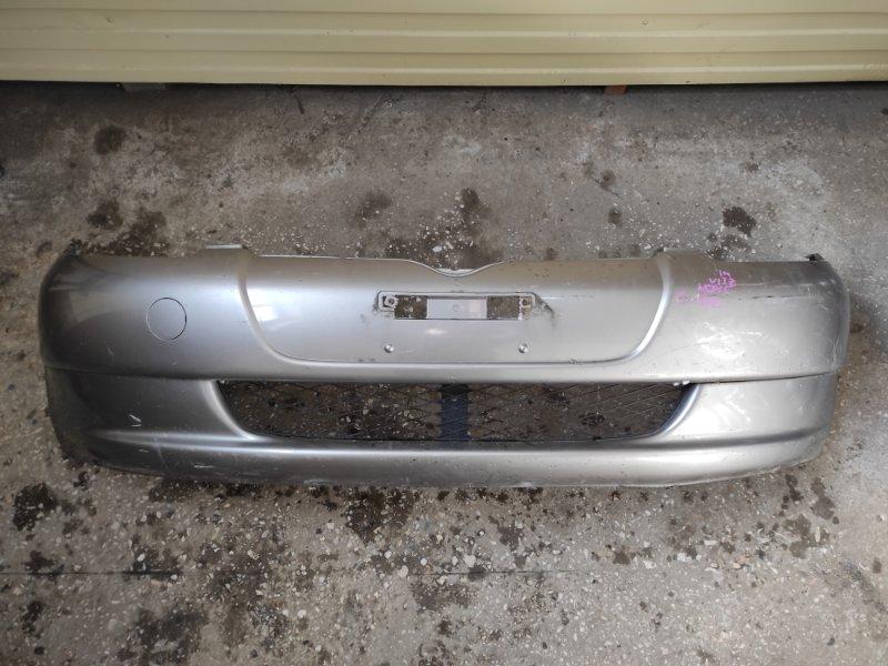 Бампер Toyota Vitz SCP10 1999 передний (б/у)