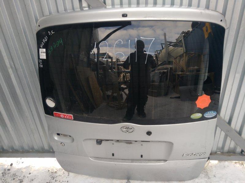 Дверь задняя Toyota Funcargo NCP20 (б/у)