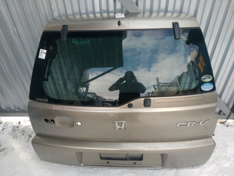 Дверь задняя Honda Crv RD5 (б/у)