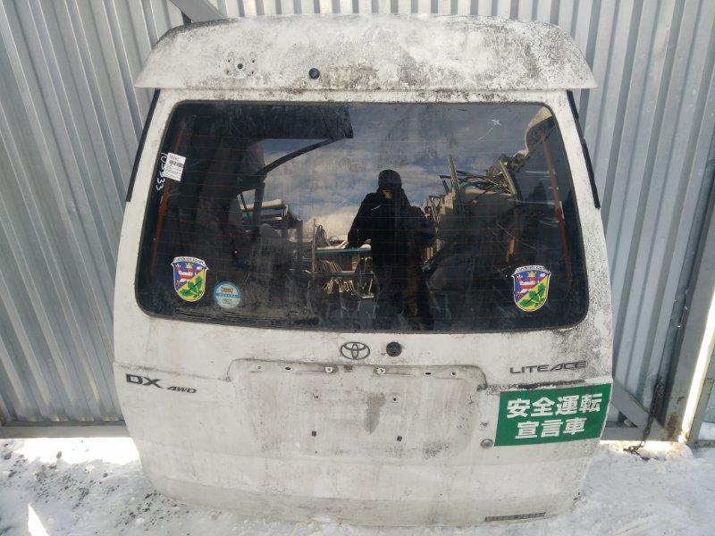 Дверь задняя Toyota Town Ace Noah SR40 1996 (б/у)