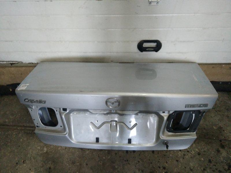 Крышка багажника Mazda Capella GF8P 1998 (б/у)