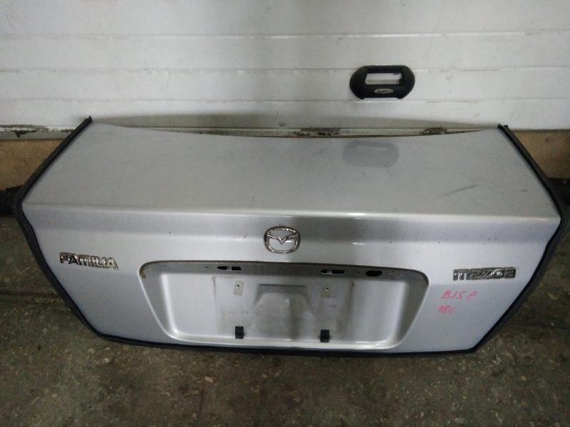 Крышка багажника Mazda Familia BJ5P 1998 (б/у)