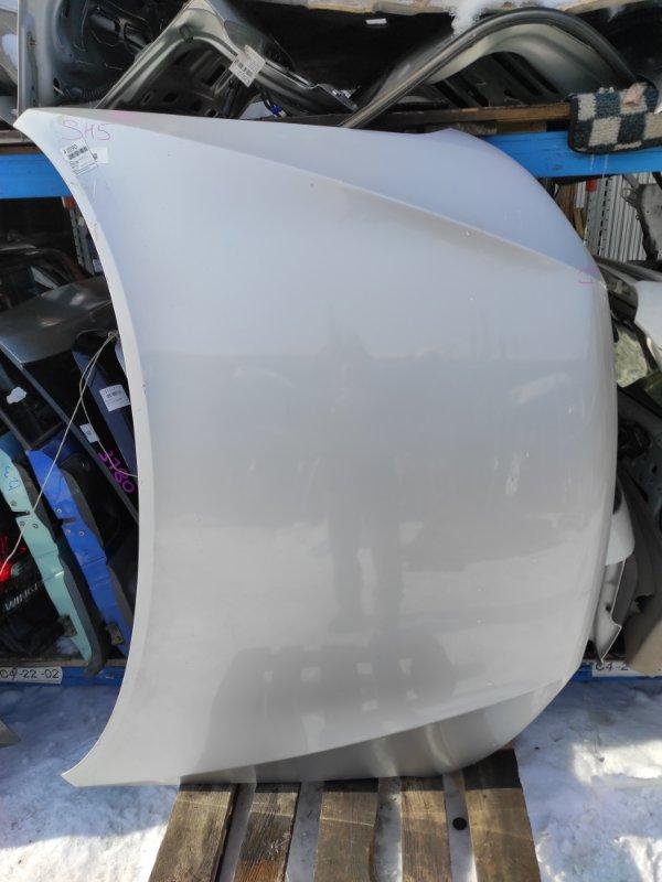 Капот Subaru Forester SH5 2007 (б/у)