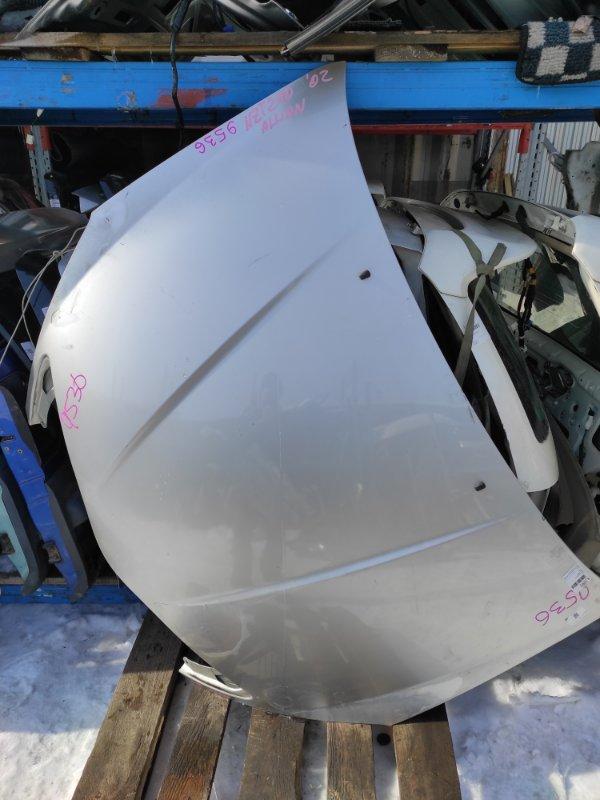 Капот Toyota Allion AZT240 (б/у)