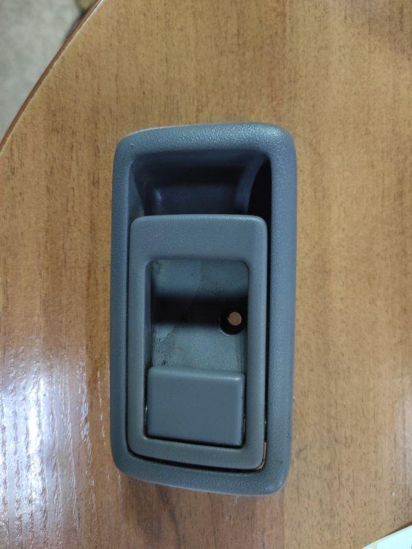 Ручка двери внутренняя Toyota Funcargo NCP20 (б/у)