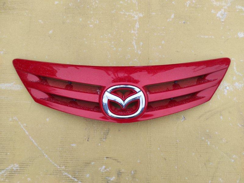 Решетка радиатора Mazda Axela BKEP 2007 (б/у)