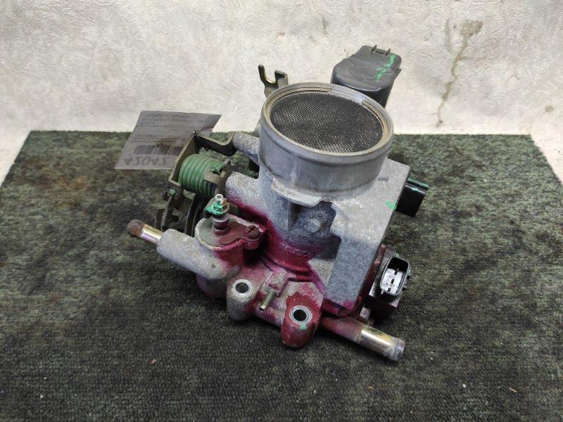 Дроссельная заслонка Nissan Pulsar FN15 GA15DE (б/у)