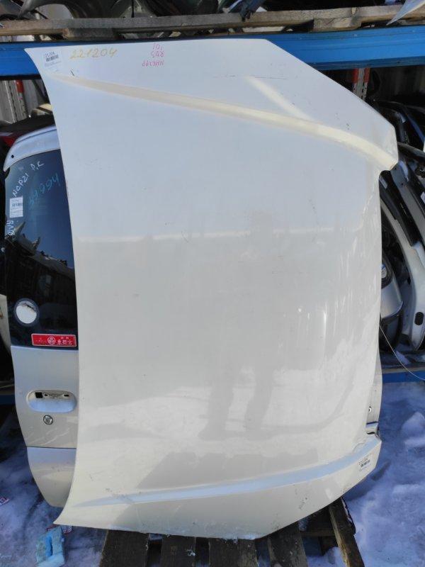Капот Honda Crv RD5 2001 (б/у)
