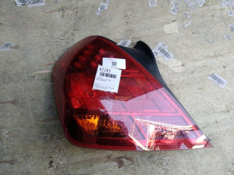 Стоп Nissan Teana J31 2005 левый (б/у)