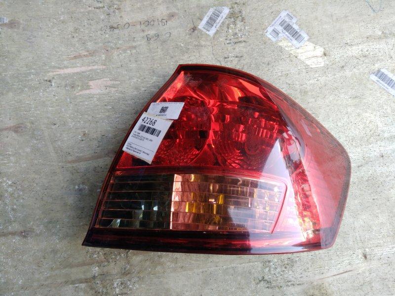Стоп Toyota Allion ZZT240 2001 правый (б/у)