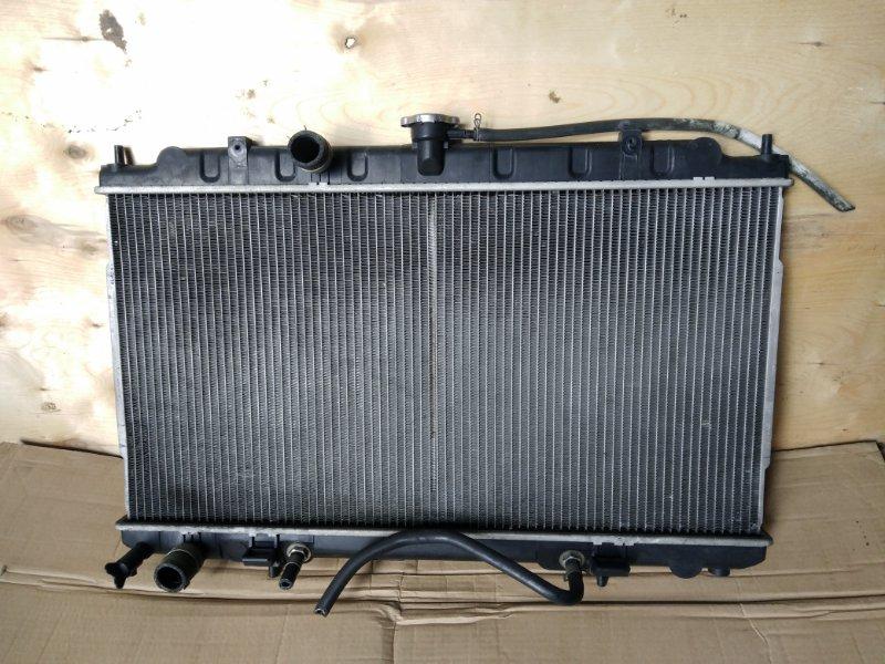 Радиатор двс Nissan Ad Y11 QG15 (б/у)