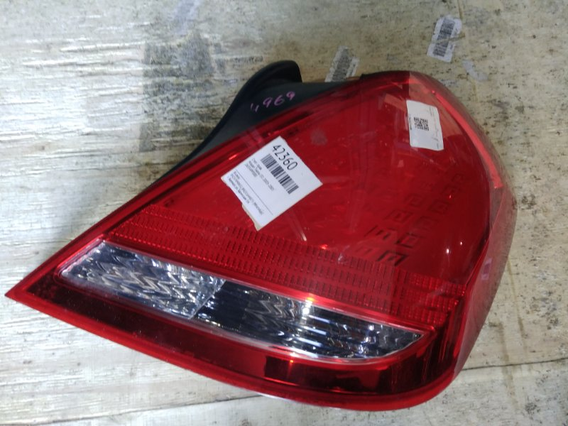 Стоп Nissan Teana J31 2003 правый (б/у)