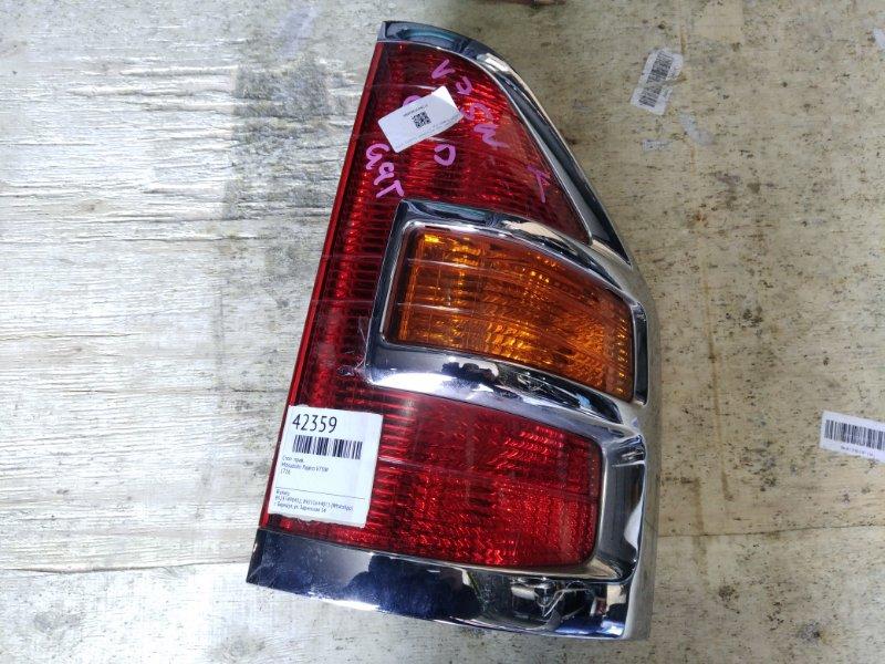 Стоп Mitsubishi Pajero V75W правый (б/у)