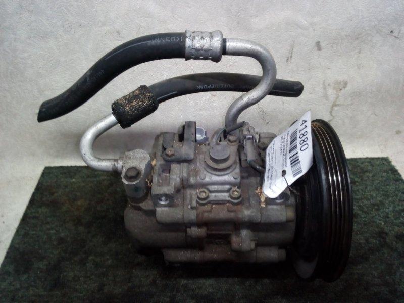 Компрессор кондиционера Toyota Carib AE110 4A (б/у)