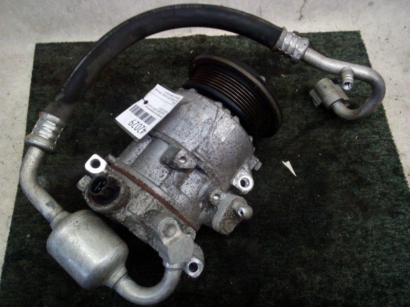 Компрессор кондиционера Toyota Camry ACV45 2AZ-FE (б/у)