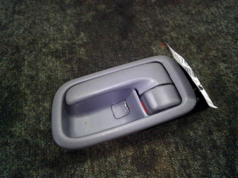 Ручка двери внутренняя Toyota Rav4 ACA20 задняя левая (б/у)