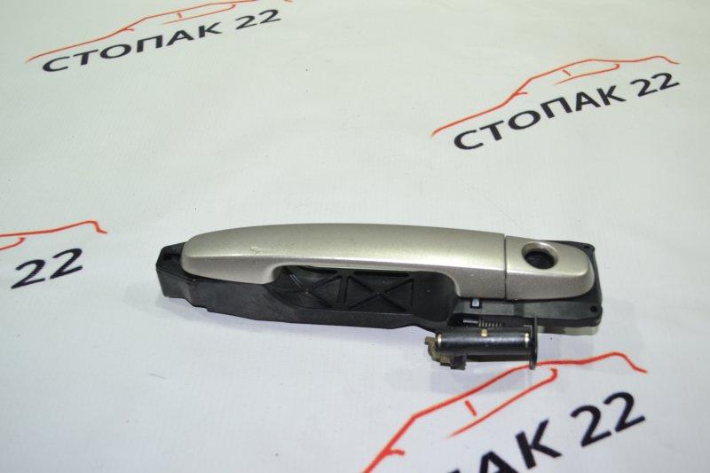 Ручка двери Toyota Corolla NZE121 1NZ 2001 передняя правая (б/у)