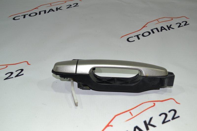 Ручка двери Toyota Corolla NZE121 1NZ 2001 задняя правая (б/у)