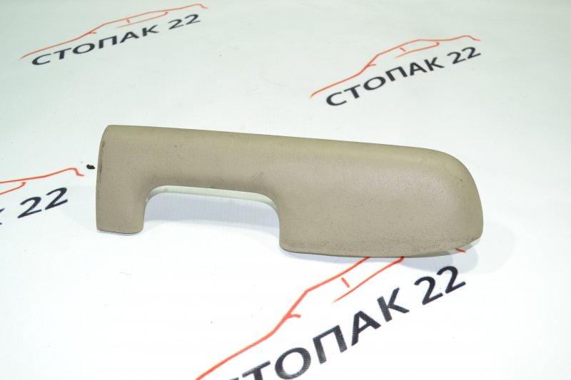 Накладка обшивки двери Toyota Corolla NZE121 1NZ 2001 левая (б/у)