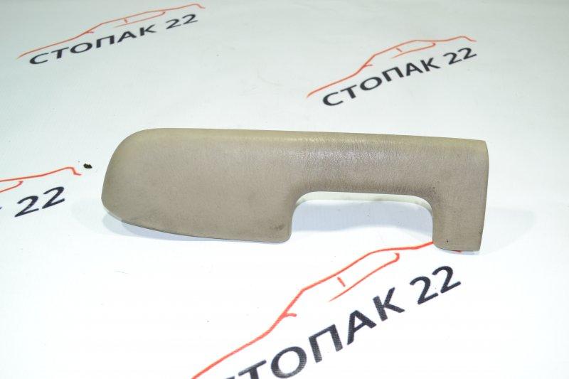 Накладка обшивки двери Toyota Corolla NZE121 1NZ 2001 правая (б/у)