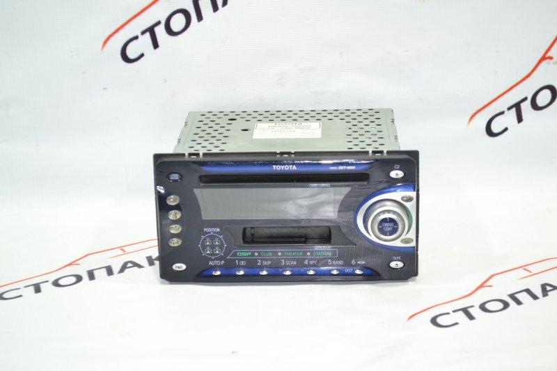 Магнитофон Toyota Corolla NZE121 1NZ 2001 (б/у)