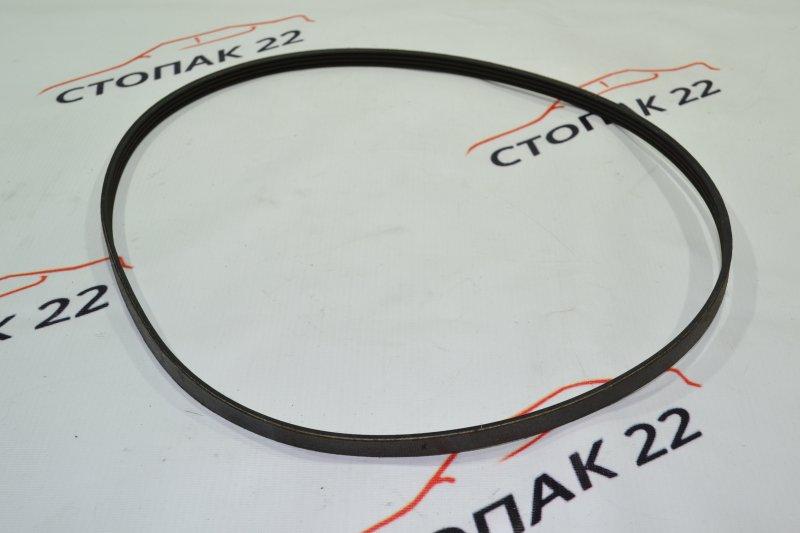 Ремень ручейковый Toyota Corolla NZE121 1NZ 2001 (б/у)