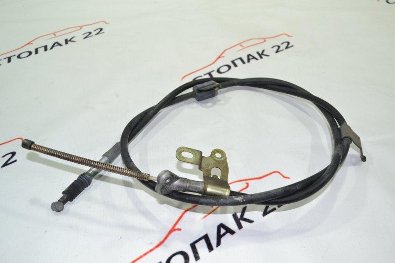 Трос ручника Toyota Corolla NZE121 1NZ 2001 (б/у)