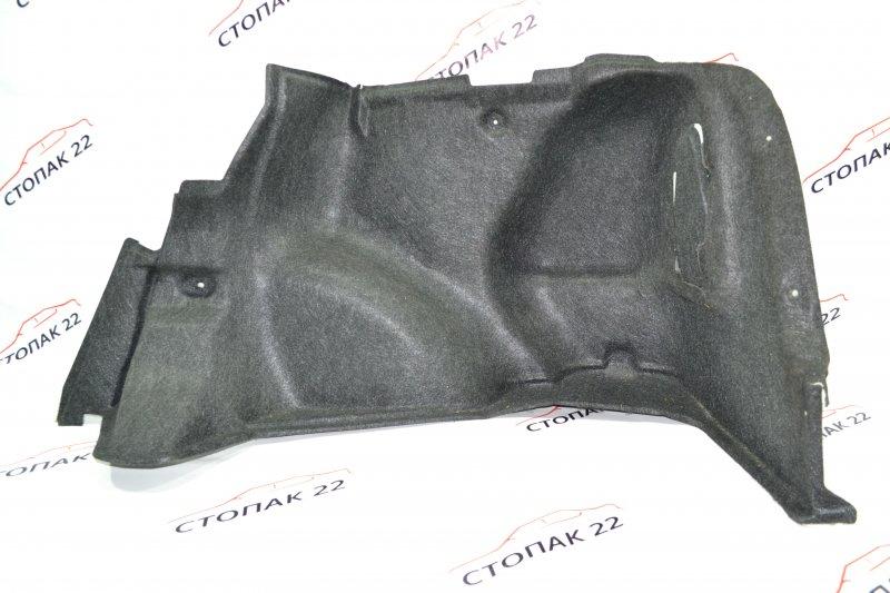 Обшивка багажника Toyota Corolla NZE121 1NZ 2001 правая (б/у)