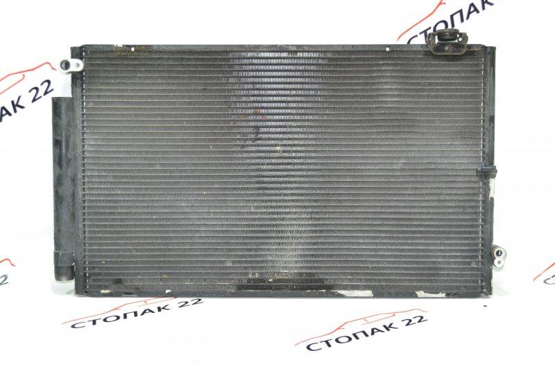 Радиатор кондиционера Toyota Spacio NZE121 1NZ 2001 (б/у)