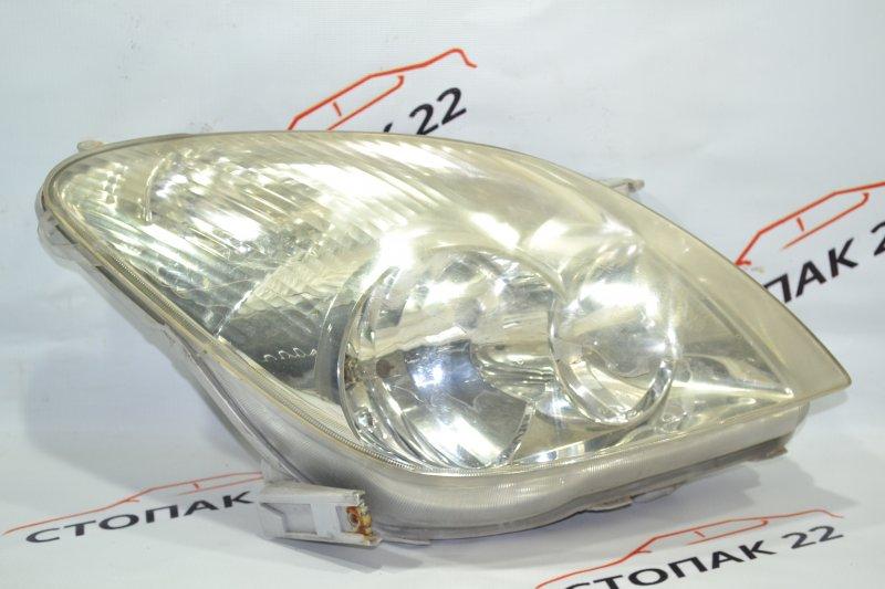 Фара Toyota Spacio NZE121 1NZ 2001 правая (б/у)