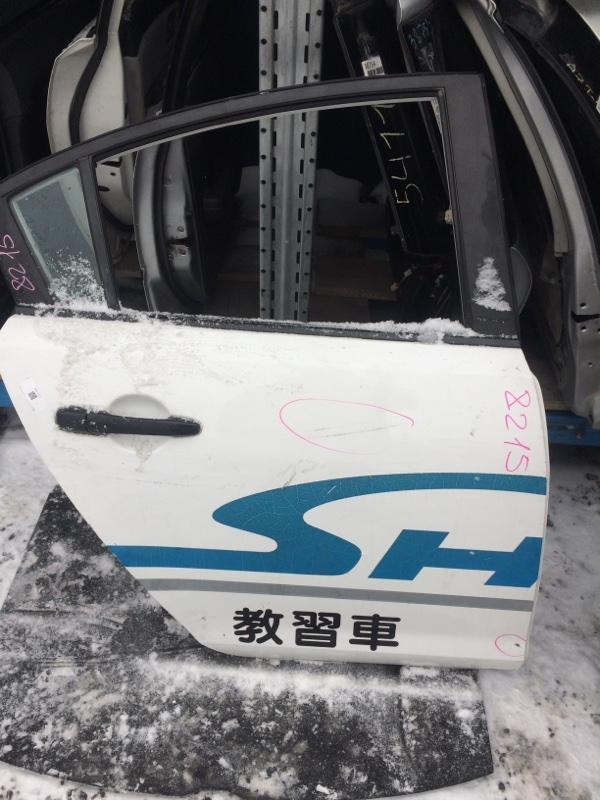 Дверь Mazda Axela BK3P задняя правая (б/у)
