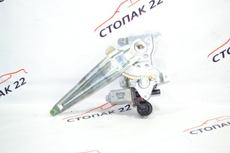 Стеклоподъемник Toyota Corolla NZE121 1NZ 2001 задний правый (б/у)